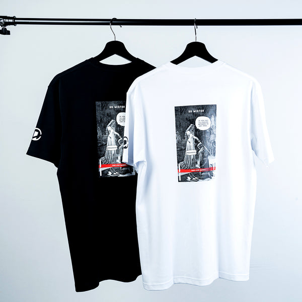 """VCE"" Sneaker Or Me T-shirt - Black"