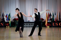 West Coast Swing Beginner/Intermediate