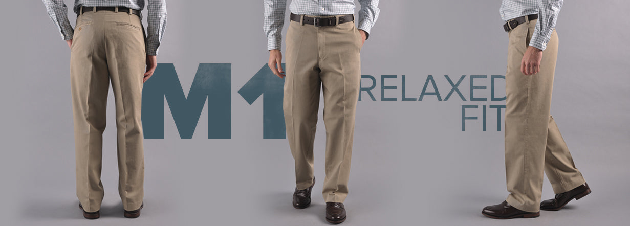 Bills Khakis M1 Fit