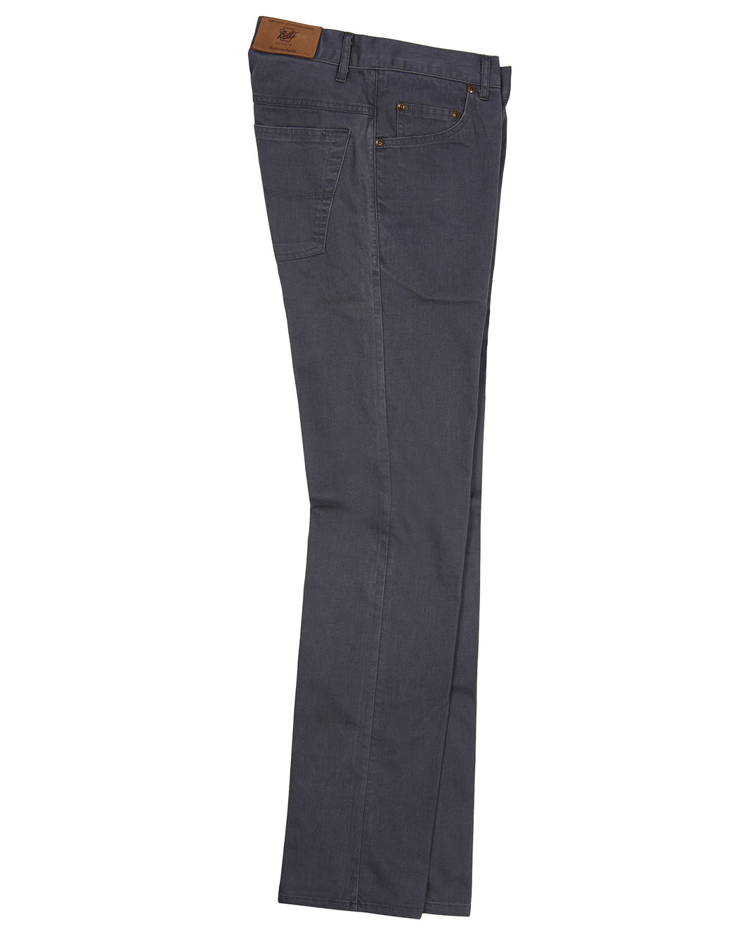 5-pkt - Straight Fit - T400 Stretch Broken Twill