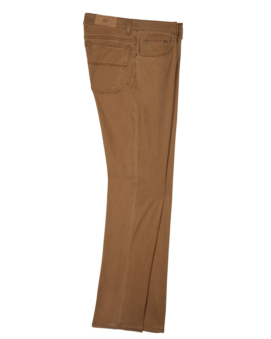 5-pkt - Straight Fit - Comfort Stretch Twill (T400) - CLAY