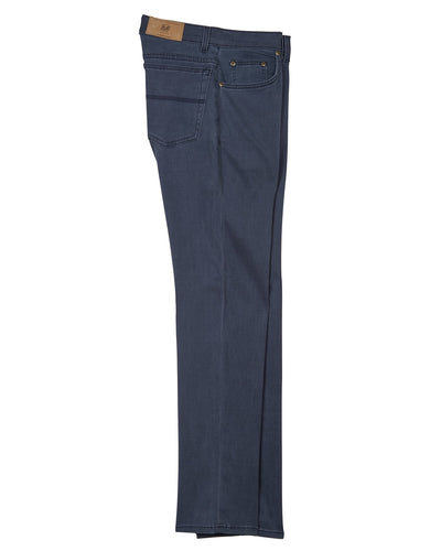 5-pkt - Straight Fit - T400 Performance Twill - NAVY
