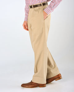 M1P - Relaxed Fit Pleated - Original Twill
