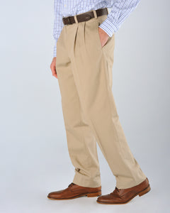 M2P - Classic Fit Pleated - Original Twill