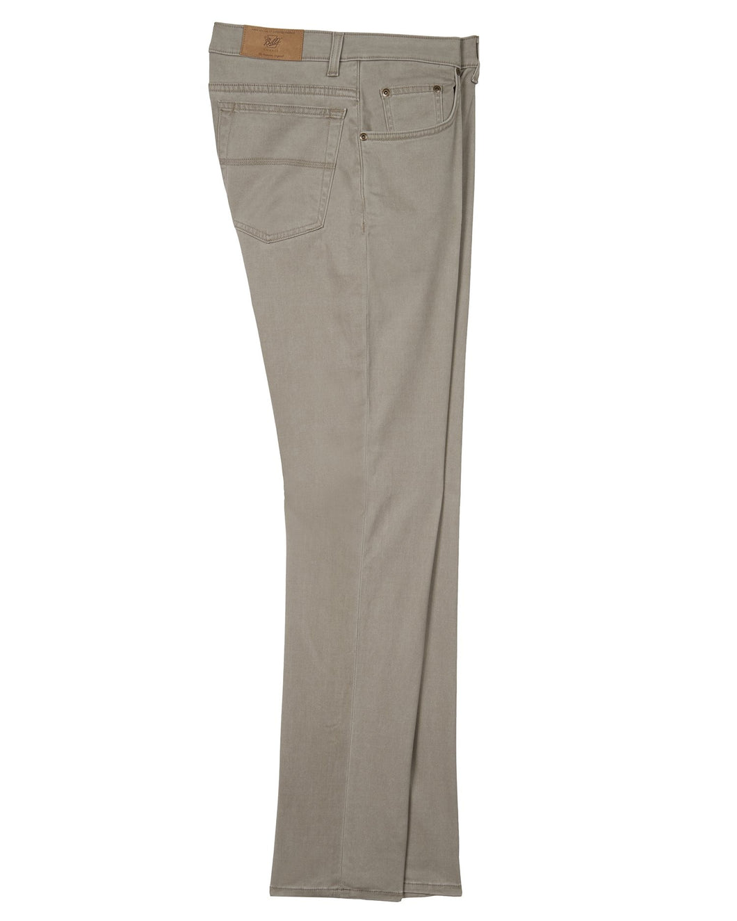 WAIST SIZES 28-32 - 5-pkt - Straight Fit - Comfort Stretch Twill (T400) - OYSTER