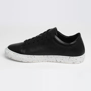 New Movements AS Model HUK Sneakers Black Fleck Color 009