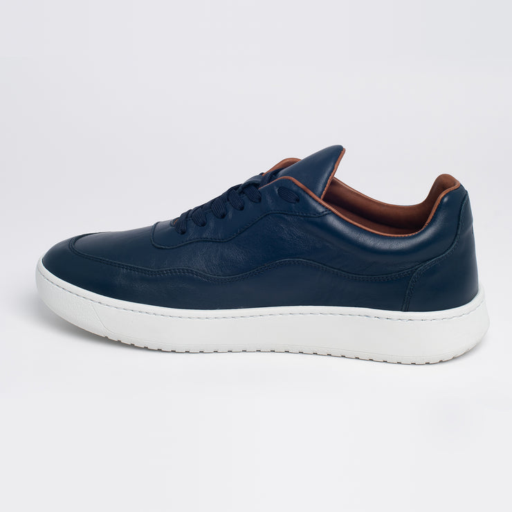 New Movements AS Model NM Sneakers Blue Original Color 005