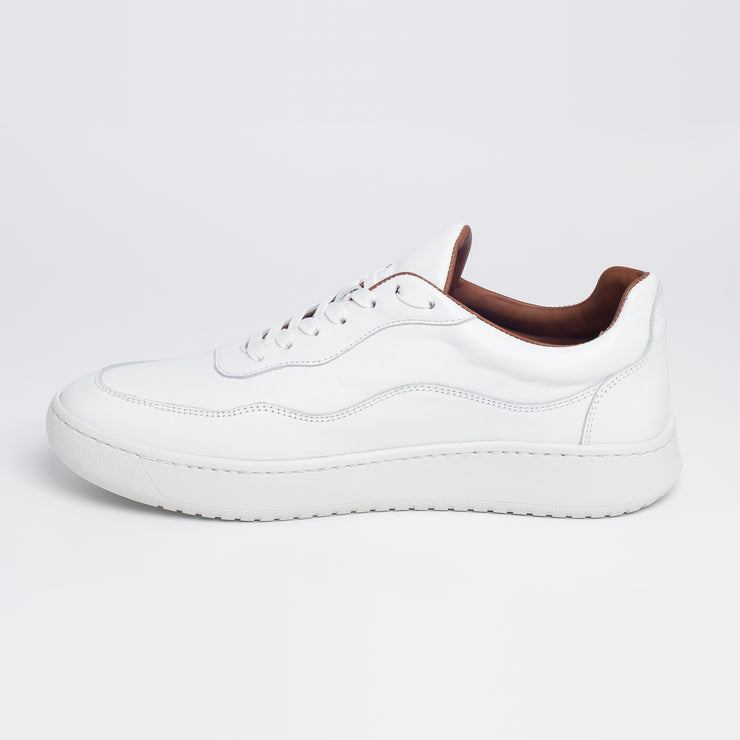 New Movements AS Model NM Sneakers White Color 002