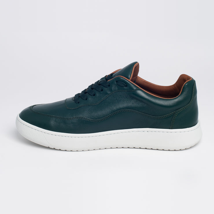 New Movements AS Model NM Sneakers Green Color 003