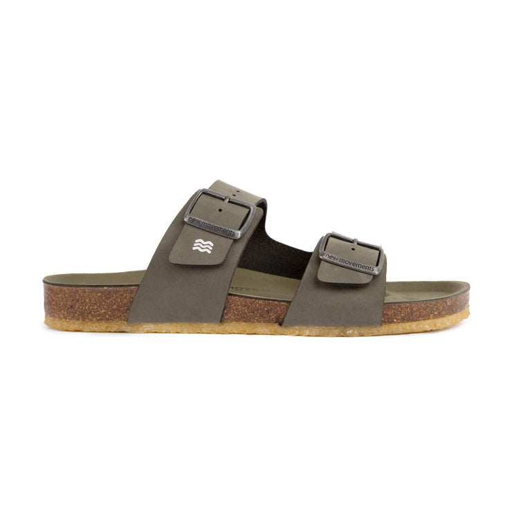 New Movements AS PRE-ORDER Everyday Sandal Sandal Olive 903