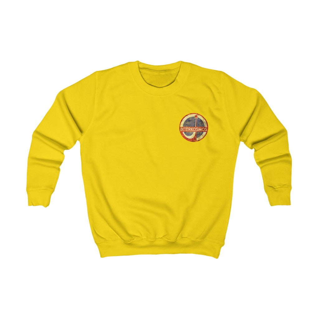 INTERKOSMOS Kids Sweatshirt