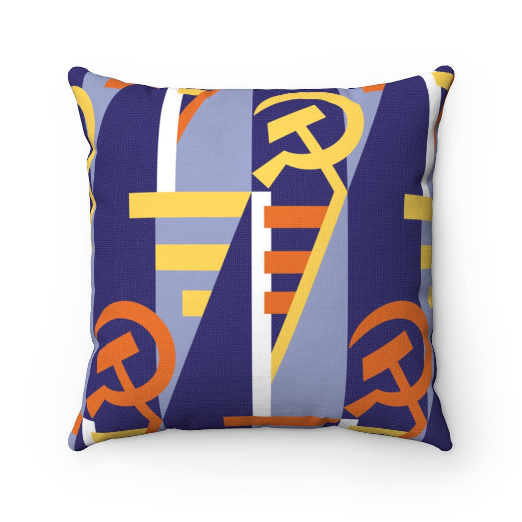 Hammer & Sickle Pillow