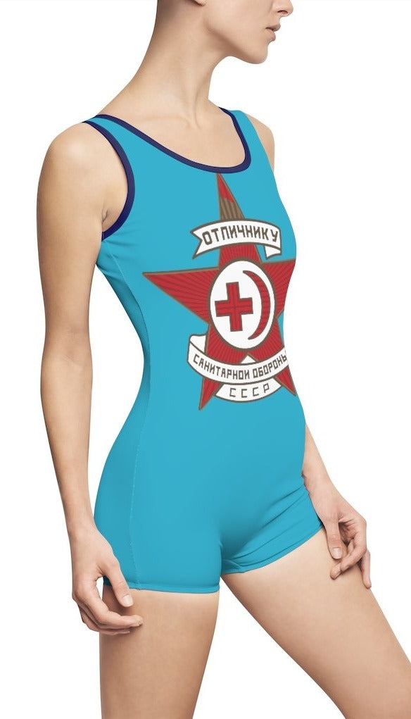 Soviet Sanitary Defense Swimsuit
