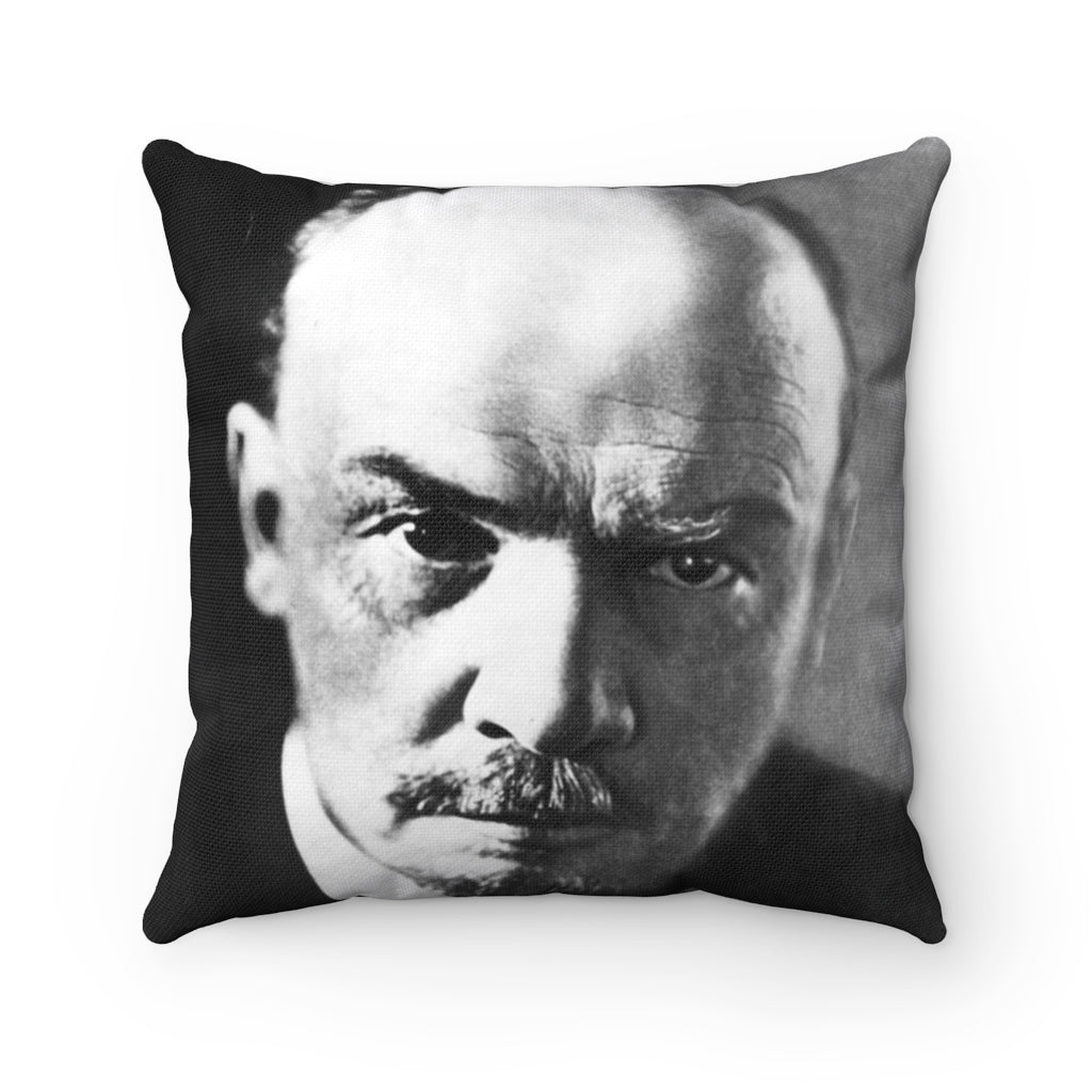 LENIN Double-Sided Pillow 18 x 18