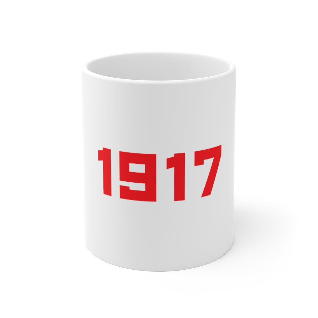 1917 Soviet Visuals Mug 11oz