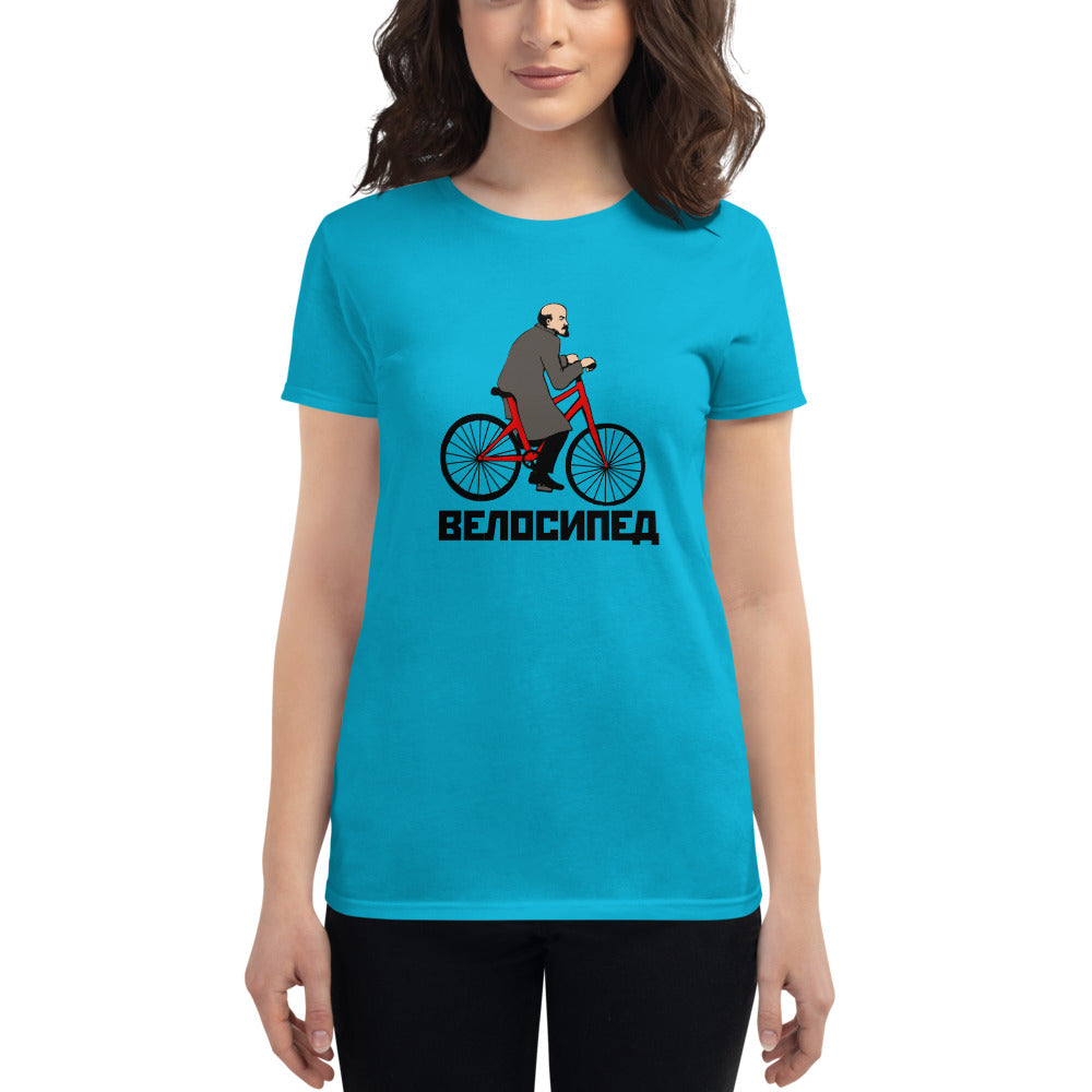 Velosiped Women's short sleeve t-shirt