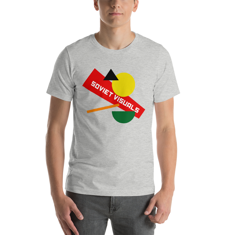 Soviet Visuals Shirt - STRATONAUT Shop
