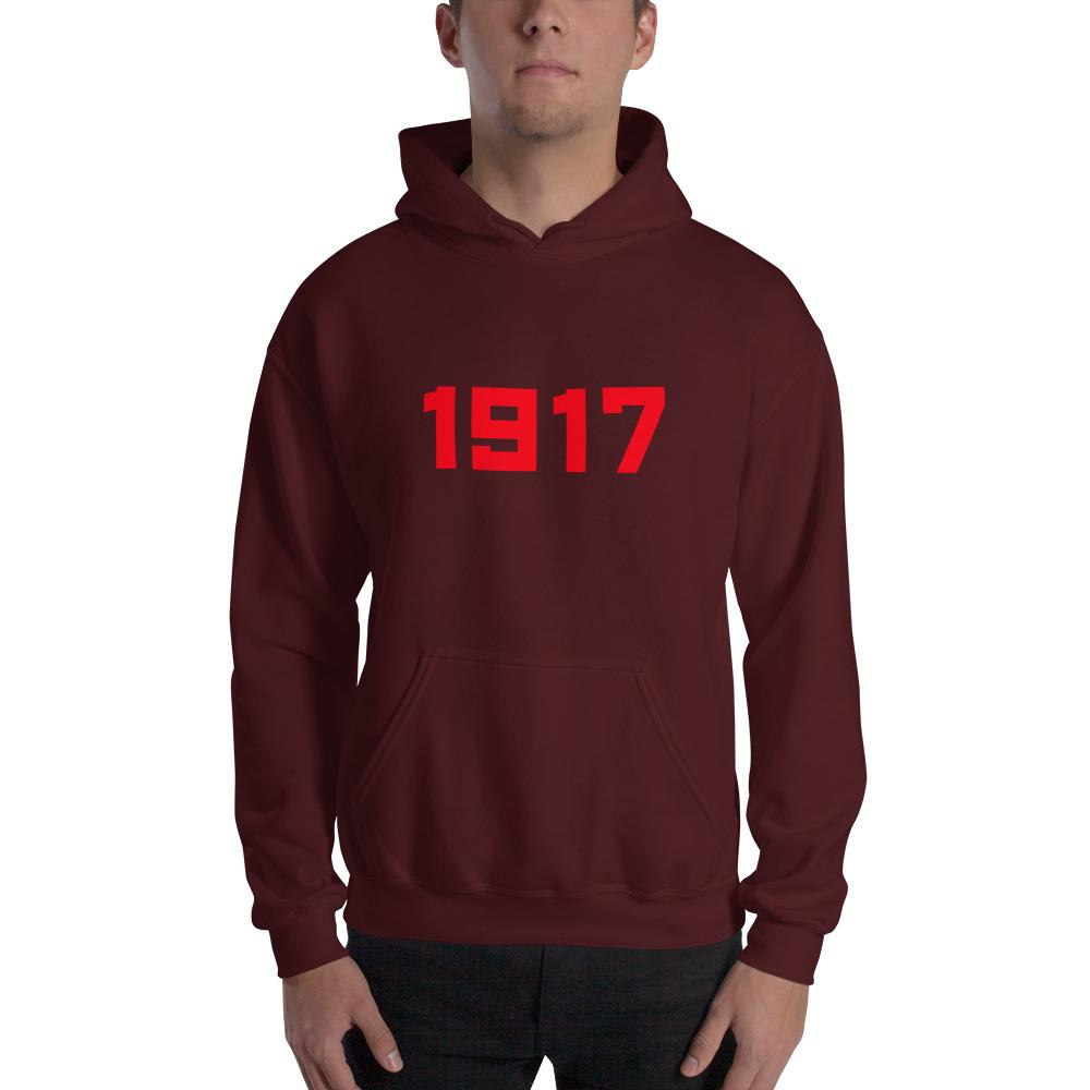 1917 Hooded Sweatshirt - STRATONAUT Shop