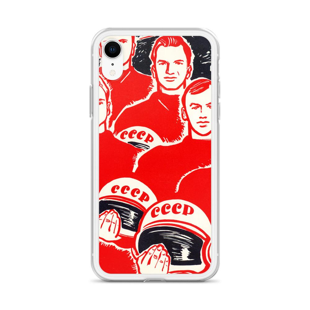 Soviet Space Program iPhone Case - STRATONAUT Shop