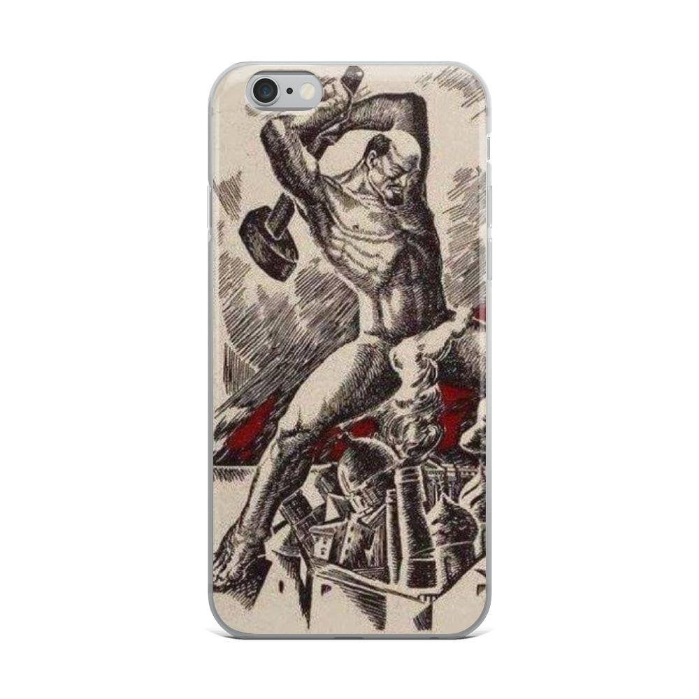 ETERNAL FLAME 1924 iPhone Case - STRATONAUT Shop