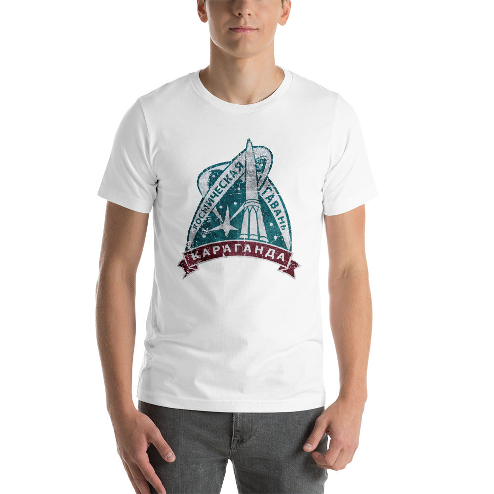 KARAGANDA Cotton T-Shirt