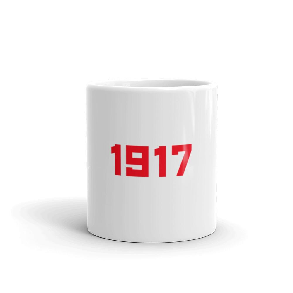 1917 Soviet Visuals Mug - STRATONAUT Shop