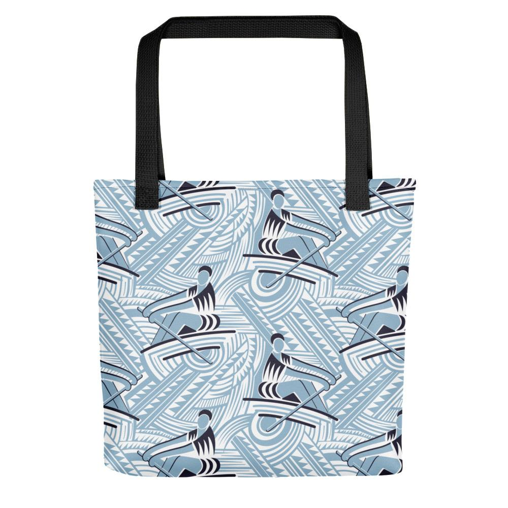 Soviet Waves Tote Bag - STRATONAUT Shop