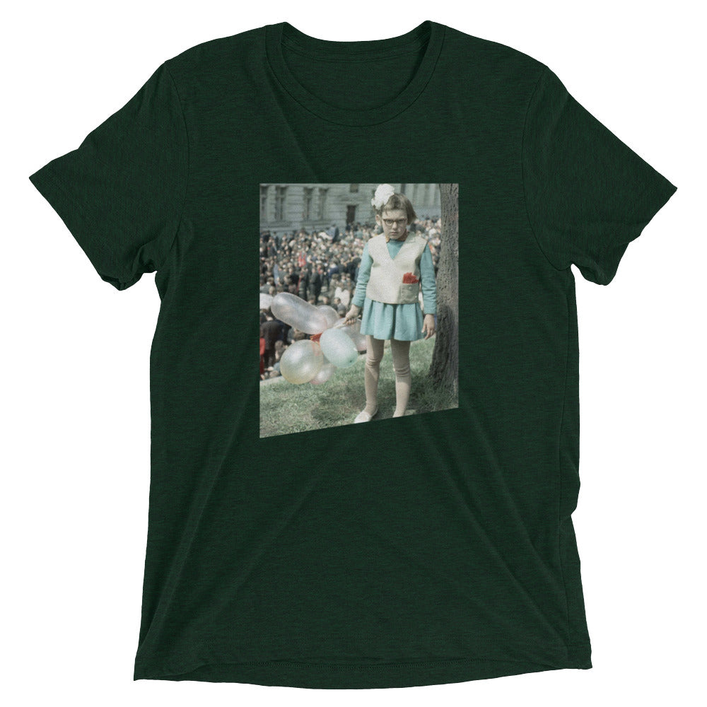 MAY DAY Tri-Blend Shirt