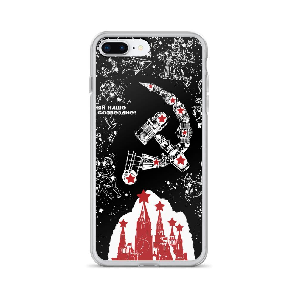 """Shine Our Constellation!"" iPhone Case - STRATONAUT Shop"