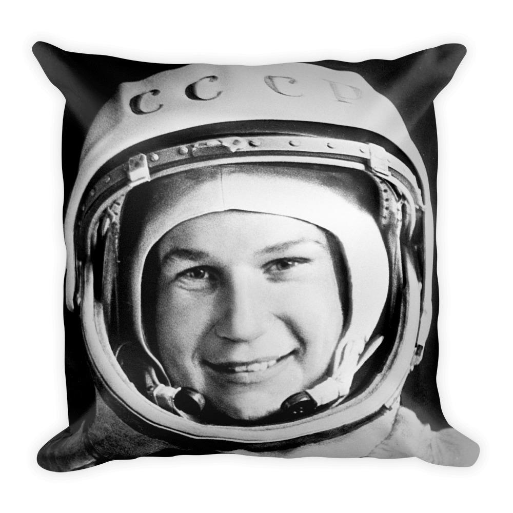 YURI&VALENTINA Pillow - STRATONAUT Shop
