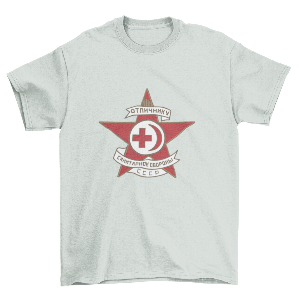 Soviet Sanitary Defense Shirt