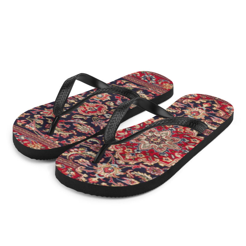 Soviet Carpet Sanatorium Slippers