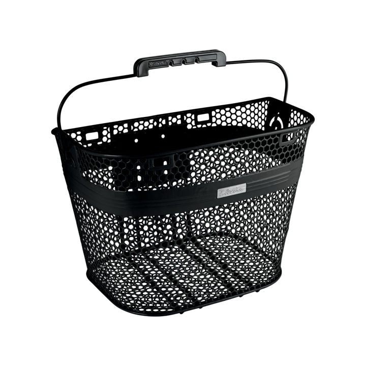 Quick Release Basket Black