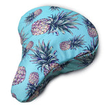 Pineapple Fantasy Cushy Bike Seat Cover