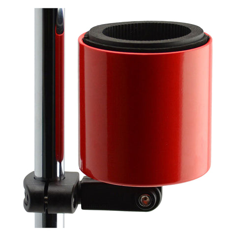 Deluxe Cup Holder Red - Newport Cruisers