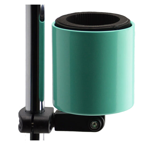 Deluxe Cup Holder Seafoam - Newport Cruisers