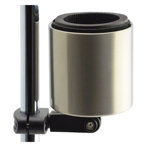 Deluxe Cup Holder Steel - Newport Cruisers