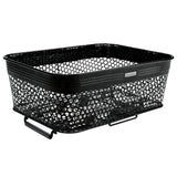 Quick Release Low Profile Basket w/ Cargo Black