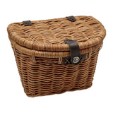 Rattan Woven Basket With Lid Natural                                                                               Eta 11.25.20