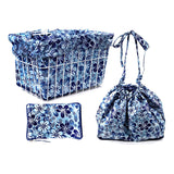 Blue Hawaiian Basket Liner - Newport Cruisers