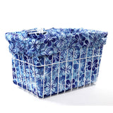 Blue Hawaiian Basket Liner