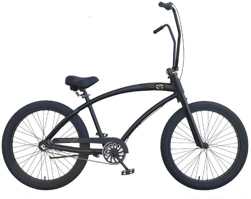 Skull X Bones WIDE 3 Speed