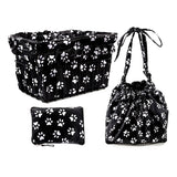 Dog Paws Basket Liner - Newport Cruisers
