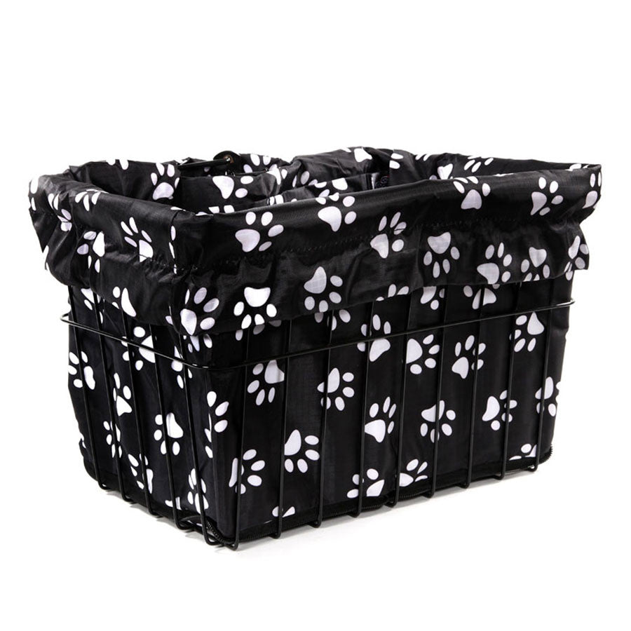 Dog Paws Basket Liner