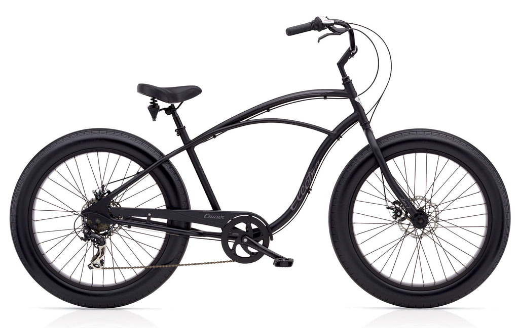 Cruiser Lux 7D Fat Tire