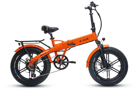 Sierra Sport Folding  Electric Bike (48 Volt)