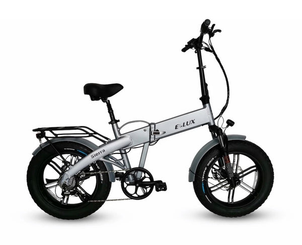 "Sierra Sport Folding  Electric Bike (48 Volt)  ""use your paypal and purchase interest free for 6 months"" - Newport Cruisers"