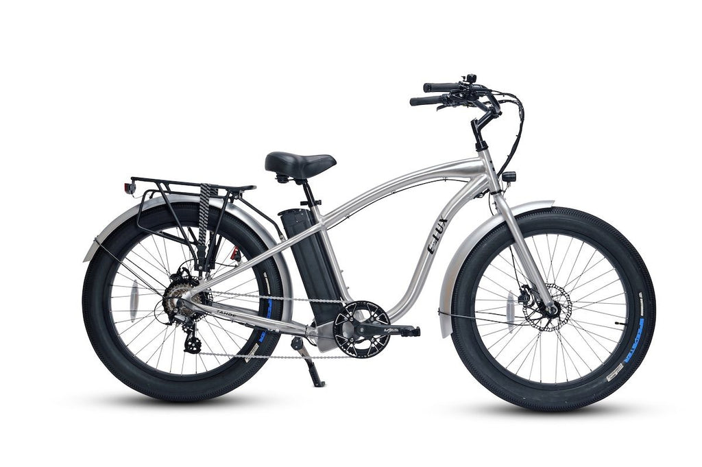 "Tahoe Classic Fat Tire / Electric Bike Step Over With A  Battery Upgrade to a 21 Amp. 70 Mile range in perfect conditions:)  ""Use your paypal and purchase interest free for 6 months"" - Newpor"