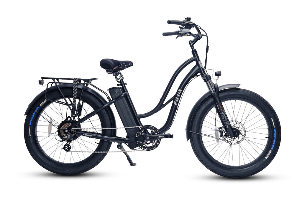Elux Tahoe GT Step Thru  Electric Bike