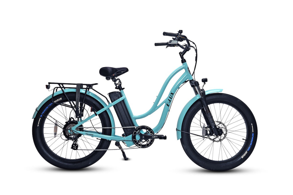 "Tahoe GT Step Thru  Electric Bike  ""Use your Paypal card or account and get 6 months free financing"""